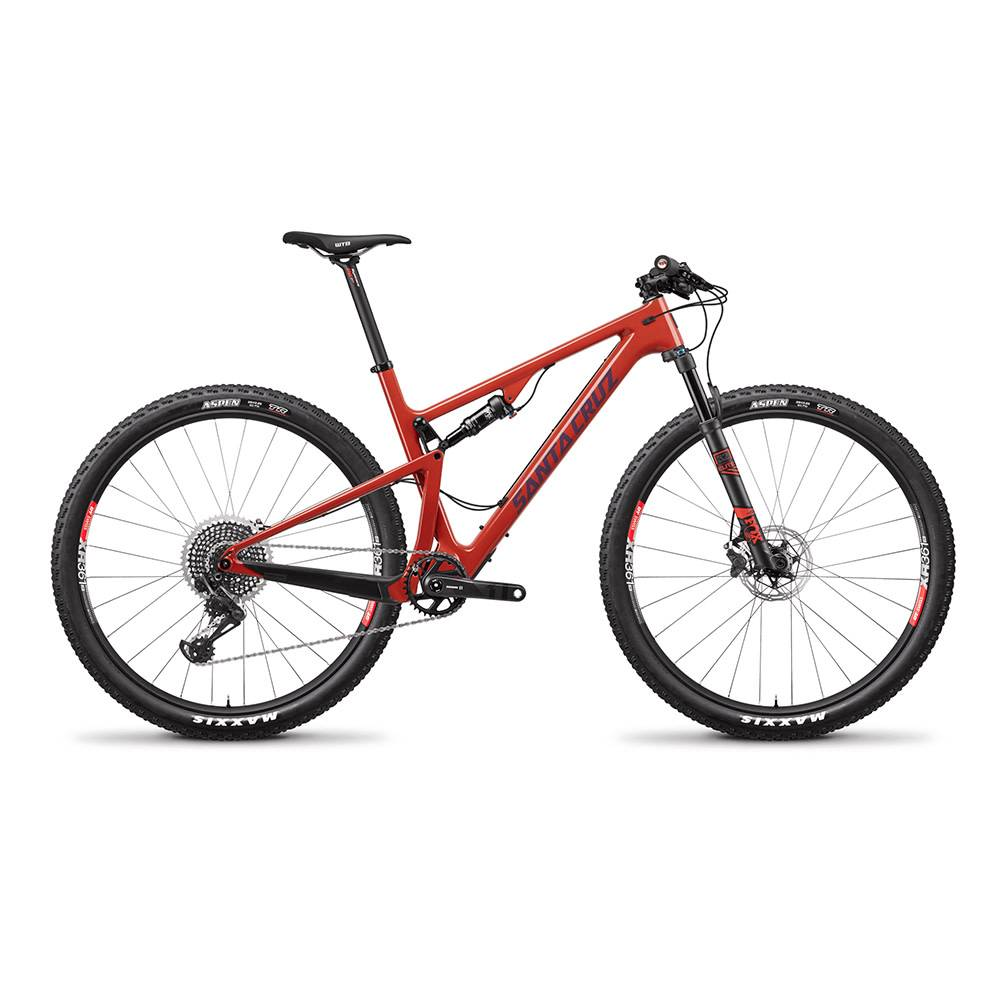 Incycle Bicycles - 2018 Santa Cruz Blur CC XO1-Kit 29 - Incycle Bicycles