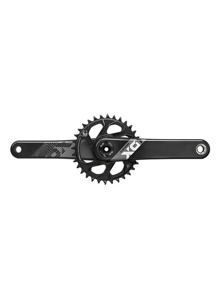 Sram Sram X01 Eagle Carbon Boost 148 DUB Crank Direct Mount X-Sync 2 Chainring