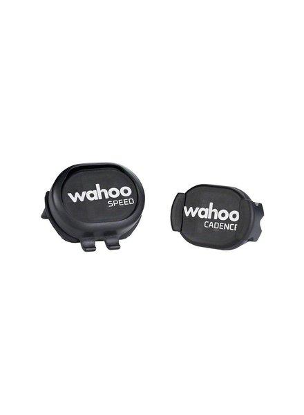 Wahoo Fitness Wahoo Fitness RPM Speed & Cadence Sensor Bundle w/Bluetooth/Ant+