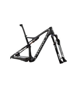 Specialized 2015 Specialized S-Works Epic FSR Carbon 29 WC Frameset Carb/Wht LG