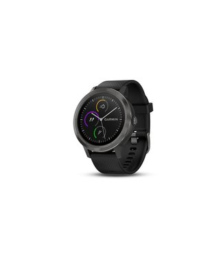 Garmin Garmin Vivoactive 3 Watch ANT+ Bluetooth Blk/Slate
