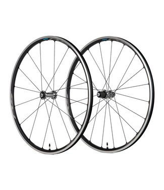 Shimano Shimano WH-RS500-TL-F Wheelset 16H R:20H R-QR 168mm Dk Gry