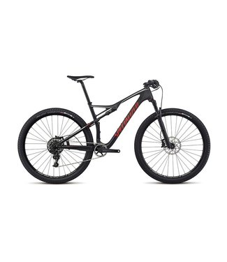 Specialized 2017 Specialized Epic FSR Expert Carbon WC Carb/Nordic Red/Kool Sil LG