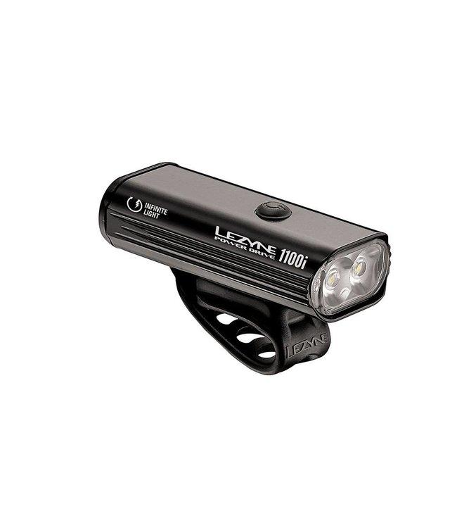 Lezyne Lezyne Power Drive 1100I Loaded Blk/Hi Gls