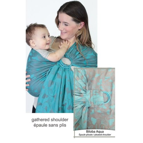 Chimparoo Chimparoo Jacquard Ring Sling