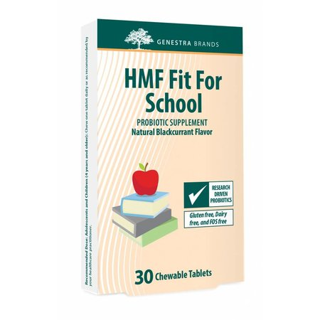 Genestra Fit for School HMF Probiotic