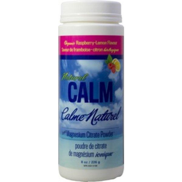 Natural Calm Raspberry