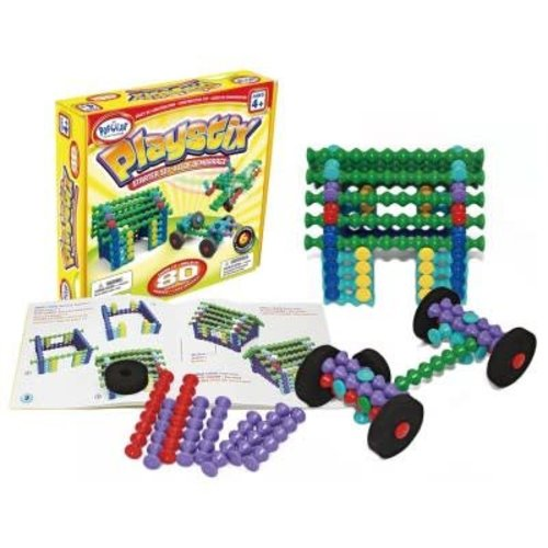 Fat BrainToys Playstix Starter Pack