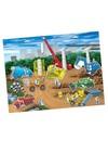 Create a scene magnetic board