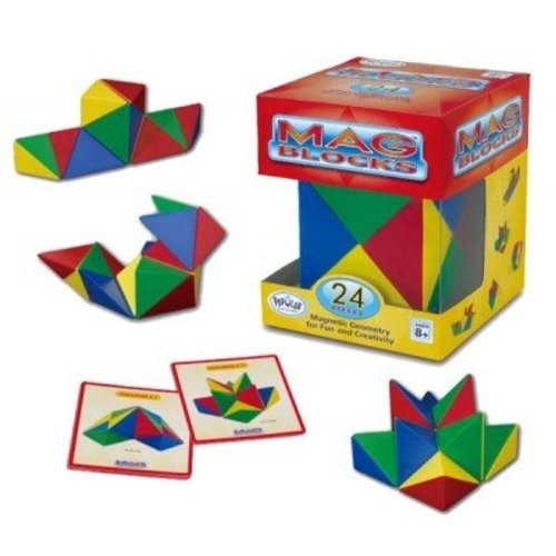 Popular Playthings Mag-Blocks
