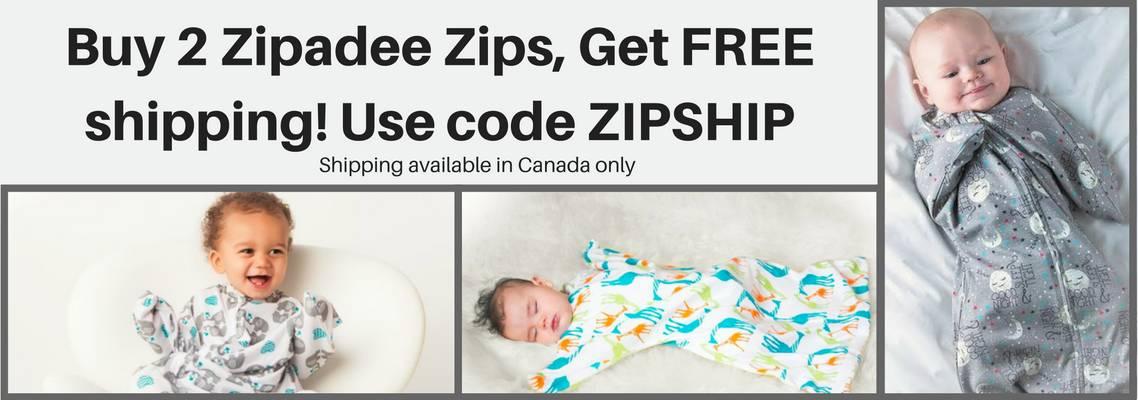 Zippy Free Shipping