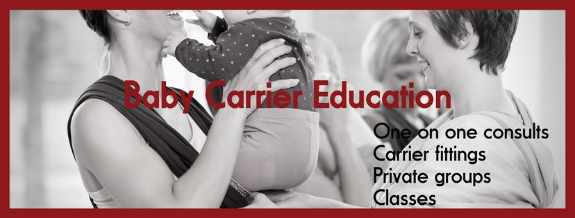 Baby carrier education