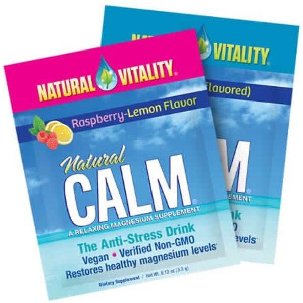 Natural Calm Sample Pack