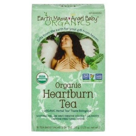 Earth mama Heartburn relief tea