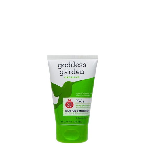 Goddess Garden Natural Sunscreen Kids SPF 30