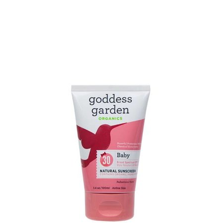 Goddess Garden Natural Baby Sunscreen SPF 30