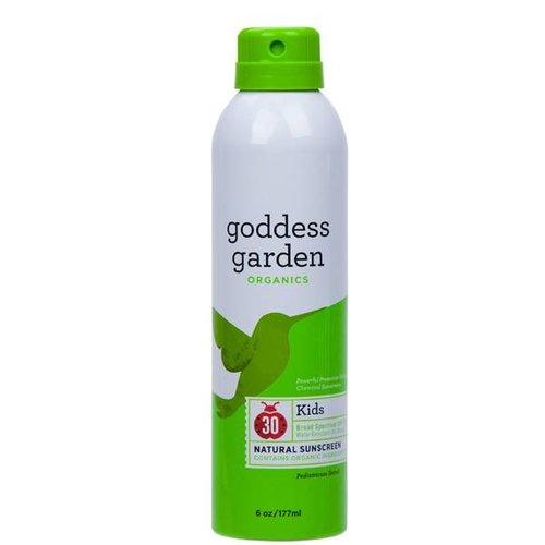 Goddess Garden All Natural SPF 30 Spray Sunscreen