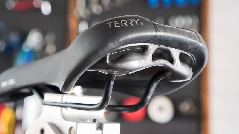 Terry Terry Fly Cromoly Gel Men's Saddle Black
