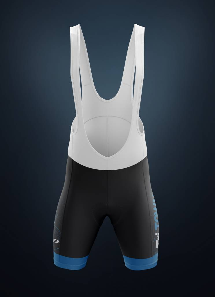 Tri Town 2018 Tri Town Team Cycling Bib Short
