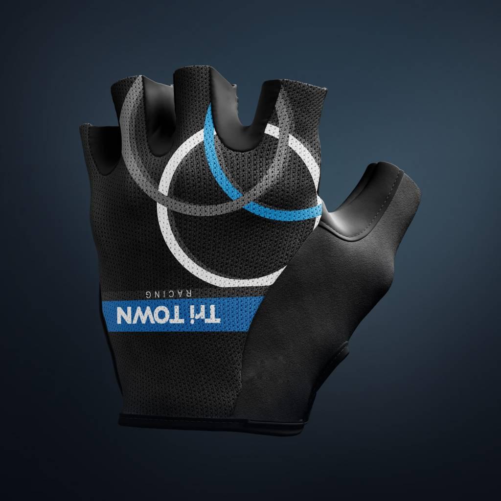 Tri Town Tri Town Team Cycling Gloves