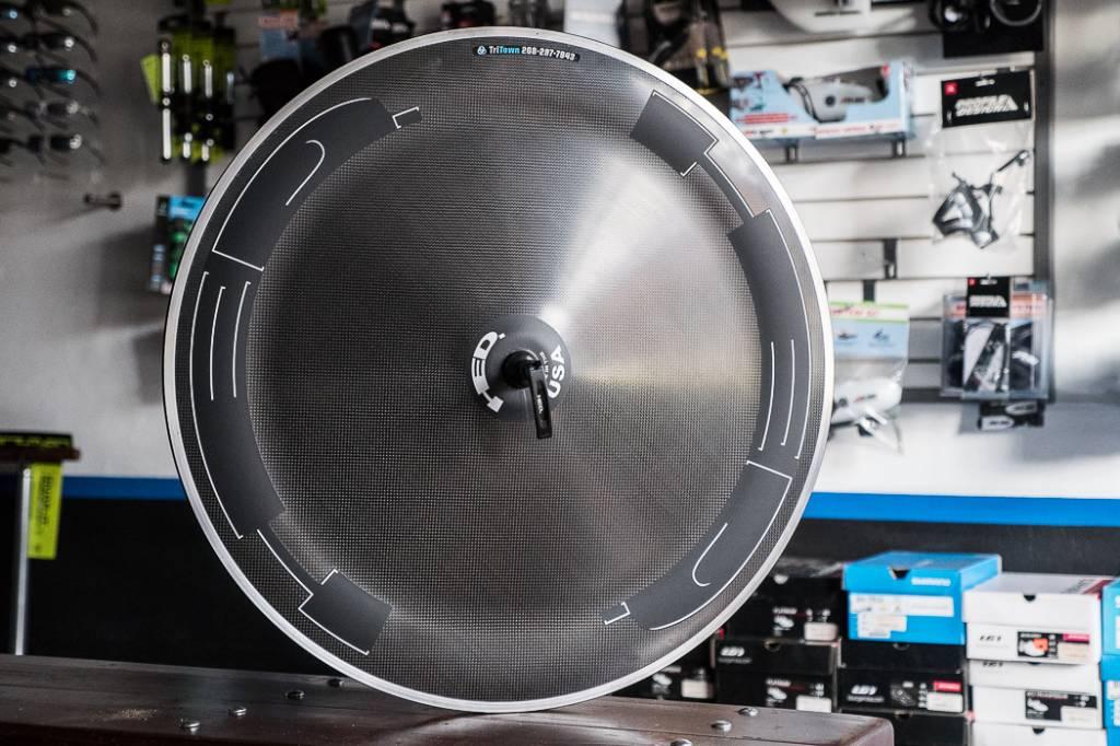 HED HED Jet Disc (23mm wide rim)