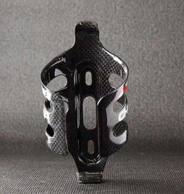 XLAB XLAB Chimp Water Bottle Cage: Gloss Black