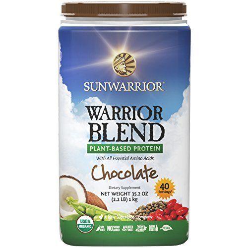 Sunwarrior: Warrior Choc 1kg