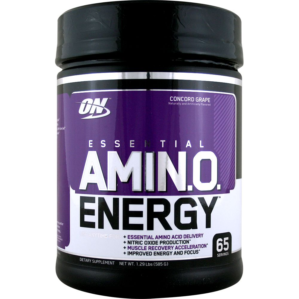 ON ON: Amino Energy 65s Grape