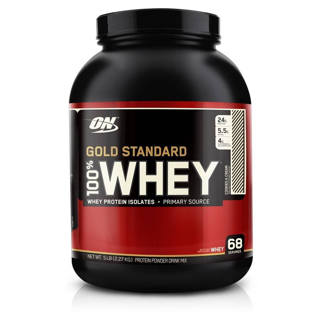 ON ON:  Whey 5 Lb Cookies & Cream