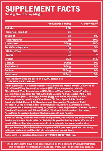 BSN BSN: Syntha-6 10lb Chocolate