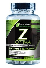 Nutrakey NutraKey: Z Optima 120 ct