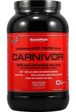 MuscleMeds MM: Carnivor 2lb Fruit Punch