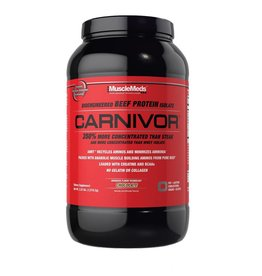MuscleMeds MM: Carnivor 2lb Chocolate