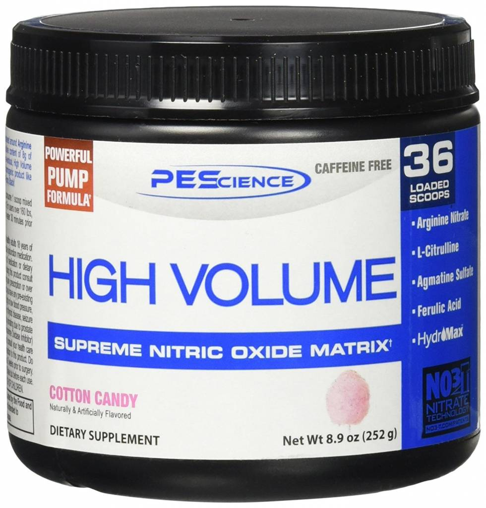 PES: High Volume CC