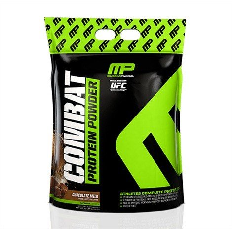 MusclePharm MP: Combat Powder 10lb Chocolate