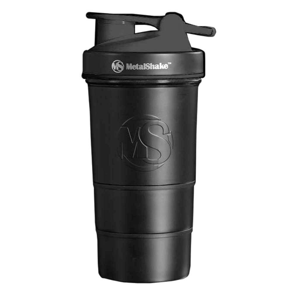 Shaker: Metal Black Steel