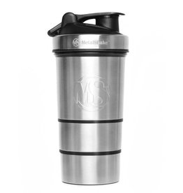 Shaker: Metal Cool Steel