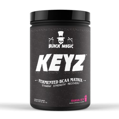 MyoBlox BlackMagic: Keyz BCAA Guava Icy 30s