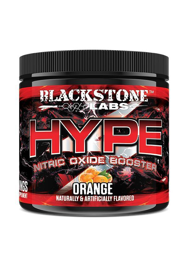 BS BS: Hype NO Orange