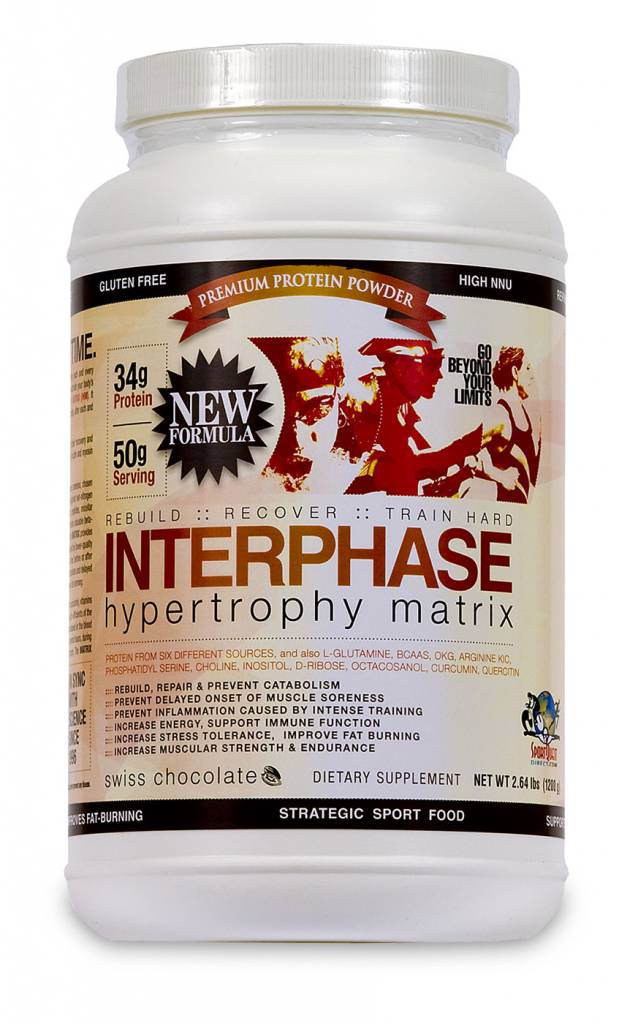 CarboPro Carbopro: Interphase Chocolate