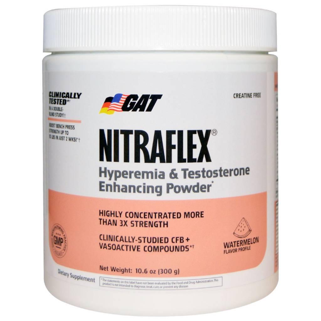 GAT: Nitraflex Watermelon