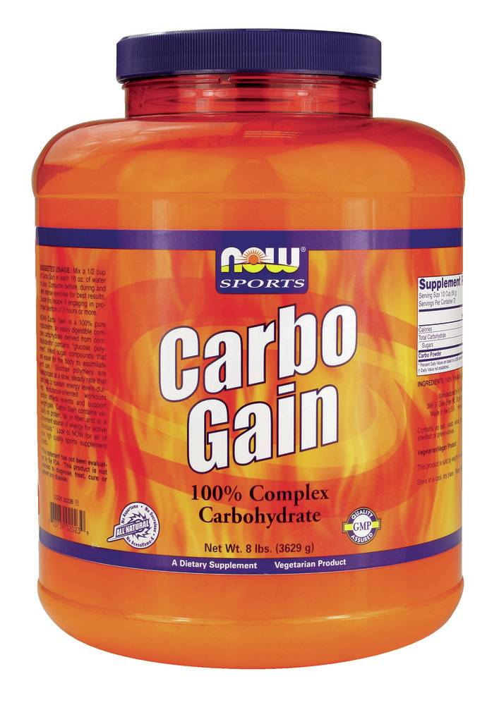 MuscleSport NOW: Carbo Gain 8lb