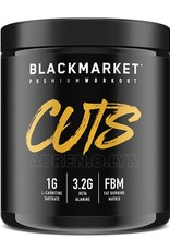 Black Market Labs BML: AdreNOlyn Cuts Bl Razz