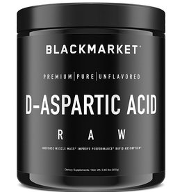 Black Market Labs BML: DAA Raw