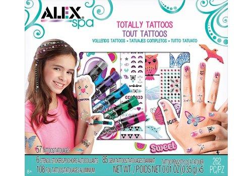 SPA Tout Tattoos