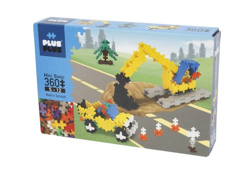 Mini basic construction - 360 pcs