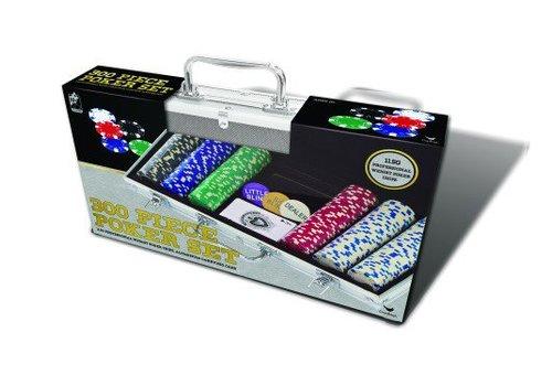 Mallette poker 300 jetons