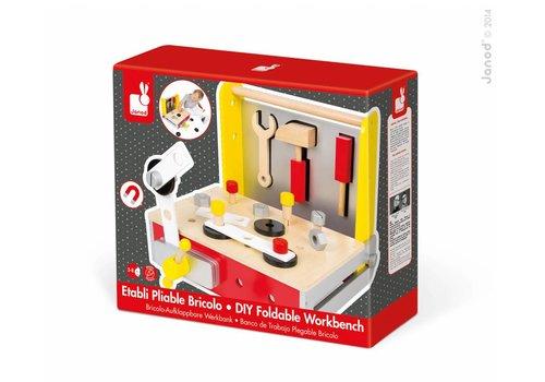 Foldable Workbench