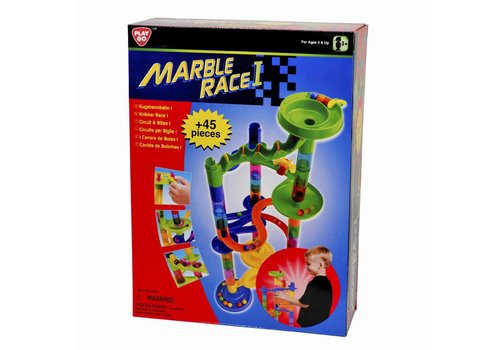 Marble Race I, 47 pieces