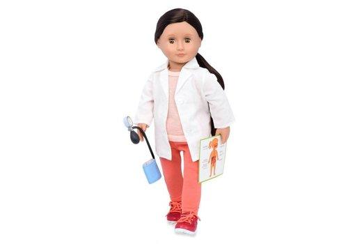 Our generation Poupée Our Generation Docteur Nicola